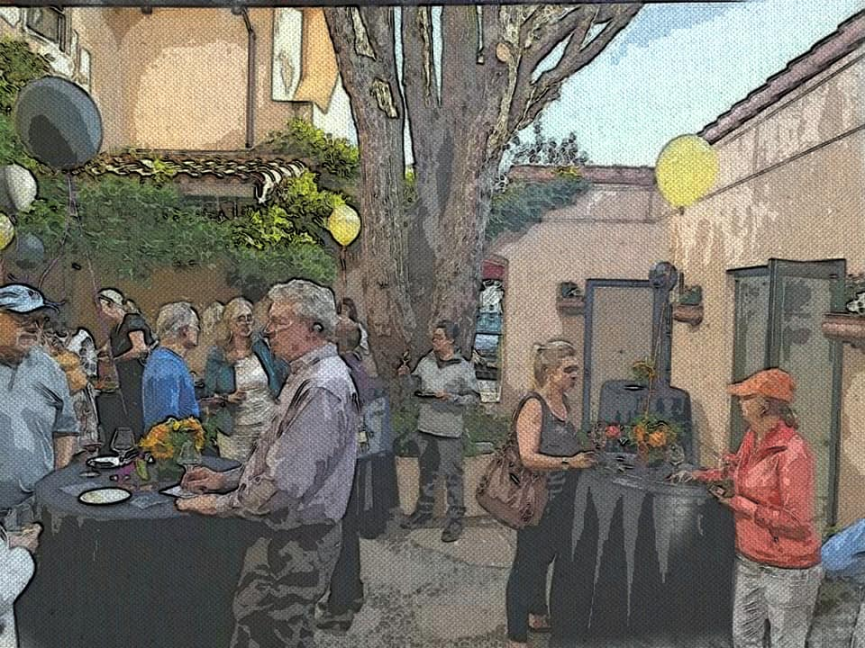 Locals' Night in The Courtyard March 27 2020